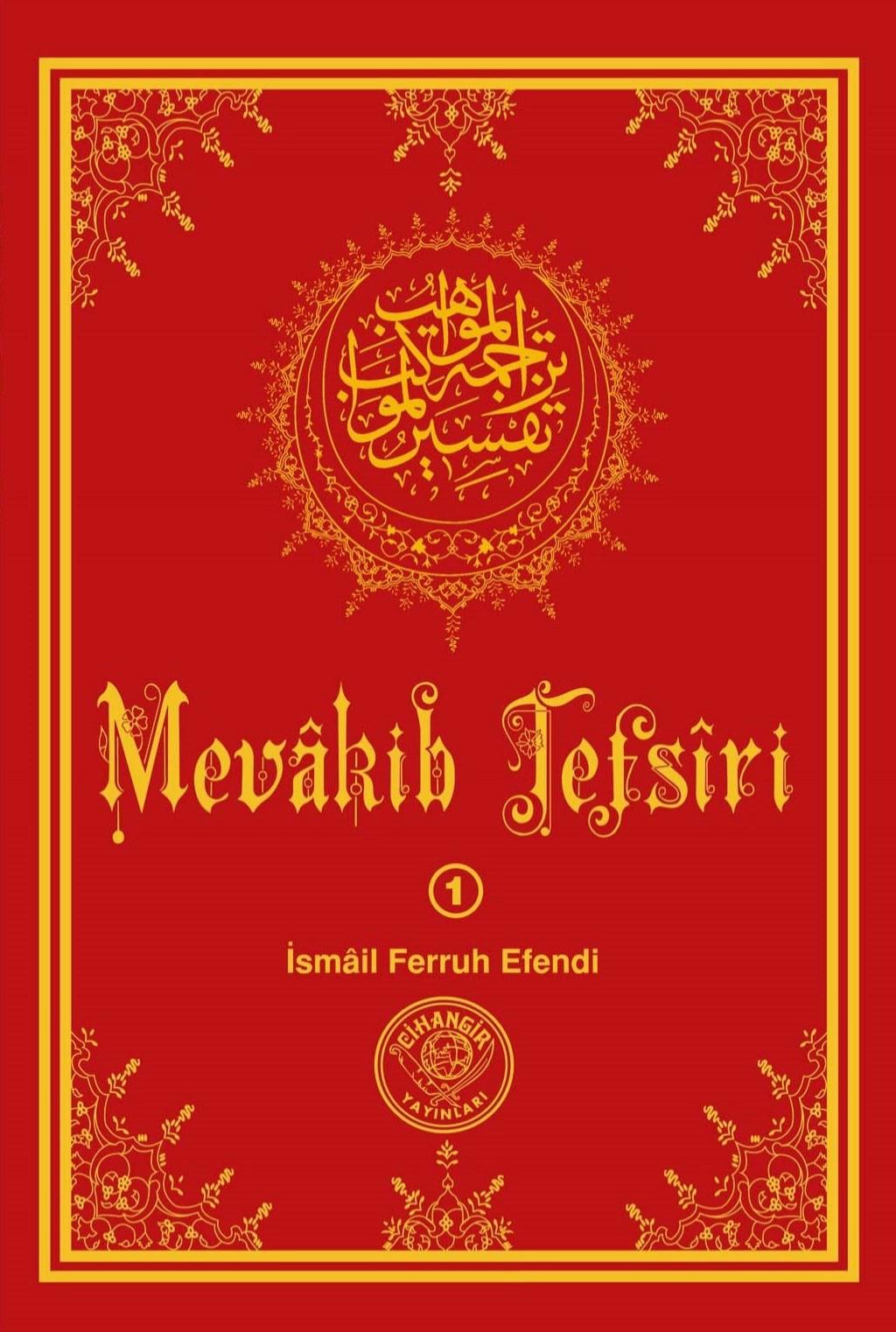 Mevâkib Tefsîri (3 cild)