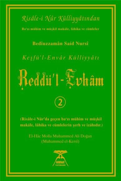 Reddü'l-Evhâm-2