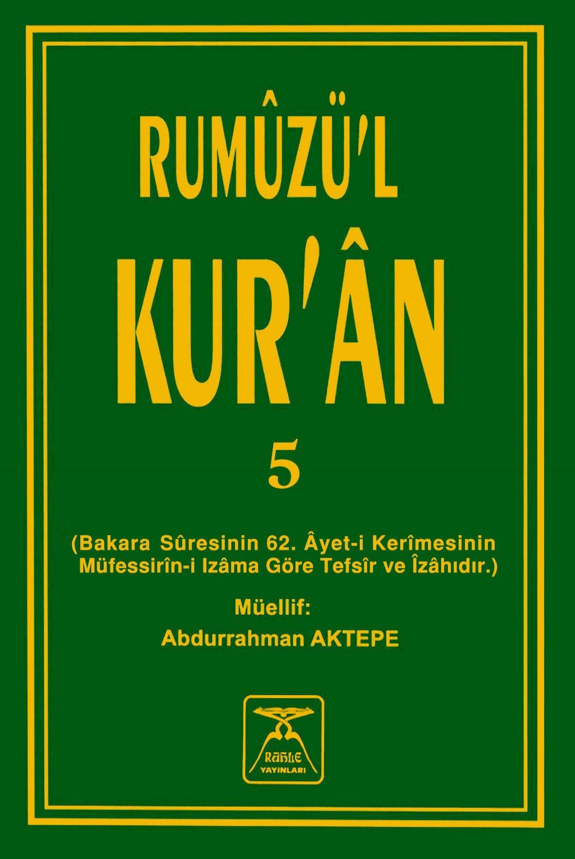 Rumûzü'l-Kur'an-5